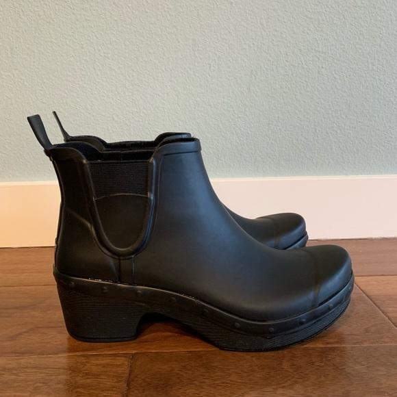 Dansko Rosa Chelsea Rain Boots
